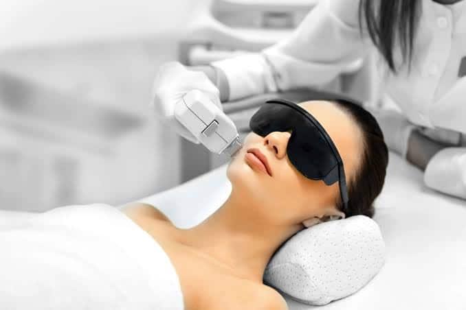 ipl facial rejuvenation treatment in Liverpool