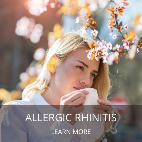 how to get rid of allergic rhinitis