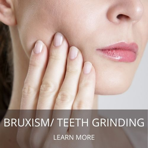 how to get rid of bruxism or stop teeth grinding