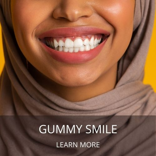 how to get rid of a gummy smile