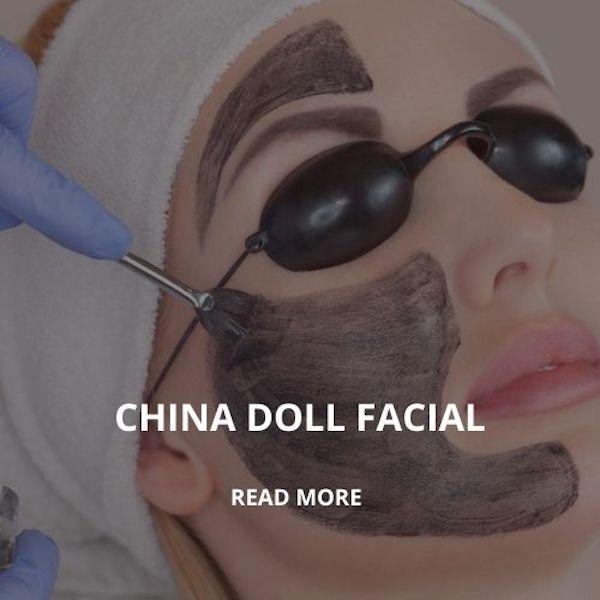 China doll facial