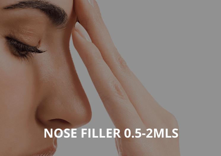 NOSE FILLER 0.5-2MLS